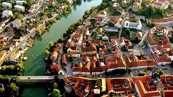 Novo mesto najbolj razvita občina med mestnimi občinami