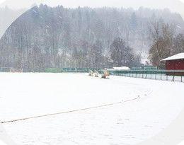 Zaprt stadion Kodeljevo