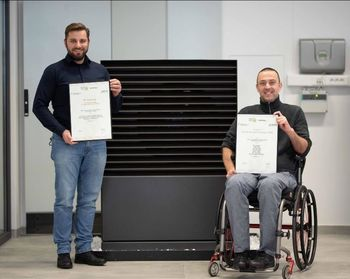 Podjetju Kronoterm dve nagradi
