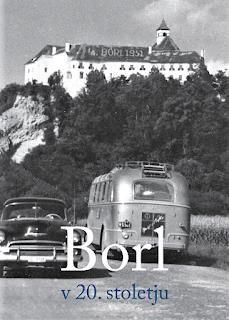 Izšla je knjiga Borl v 20. stoletju