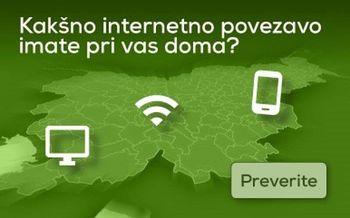 Možnosti končnih uporabnikov za dostop do širokopasovnega omrežja in v primeru nedelovanja storitev ali nedostopnosti interneta