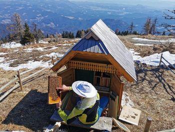 Čebele na Uršlji gori