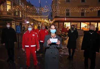 Za nasmeh v mestu zbrali 32.440 evrov