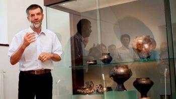 Arheologu dr. Borutu Križu pripadla zaslužena nagrada za življenjsko delo