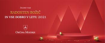 Miren božič in vse dobro v letu 2021!