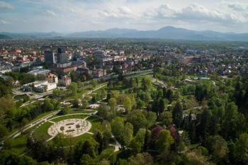 Ljubljana med najbolj trajnostnimi mesti na svetu