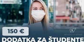 Vloga za izplačilo solidarnostnega dodatka študentom