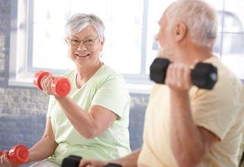 Fit Senior – brezplačna vadba za starejše