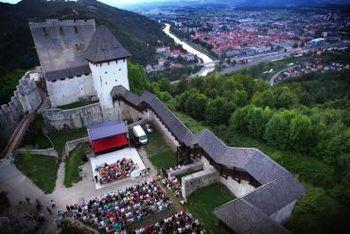 Ta teden odpiramo vrata Celjskega gradu in Likovnega salona
