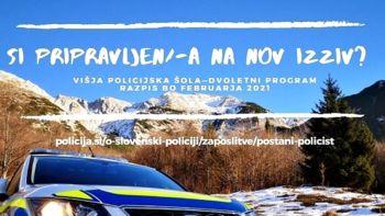 Policija vabi v svoje vrste in nudi nove zaposlitve