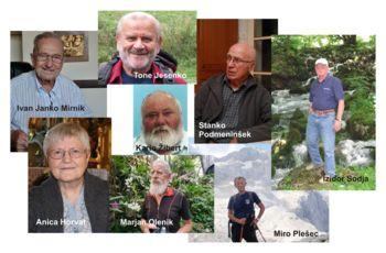 Prejemniki najvišjih priznanj Planinske zveze Slovenije za leto 2020
