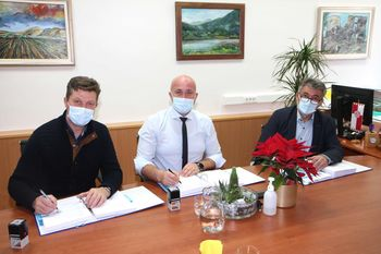 """Prejet pozitiven sklep o podpori za operacijo """"Odvajanje in čiščenje v porečju Savinje - občina Braslovče, Polzela in Žalec"""""""