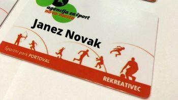 Na Stadion Portoval z nakupom rekreativne kartice