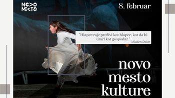 Poklon kulturi in kulturnikom ob slovenskem kulturnem prazniku