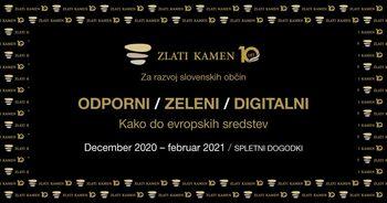 Svečana podelitev nagrade Zlati kamen