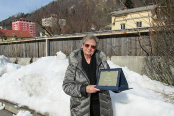 Štefanija Muhar prejemnica priznanja ob Prešernovem prazniku