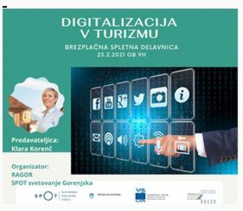 Digitalizacija v turizmu