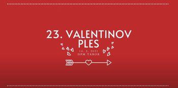 VIDEO utrinki s preteklih Valentinovih plesov