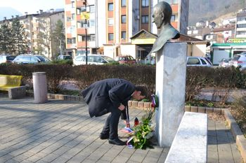 Obletnica smrti dr. Janeza Drnovška
