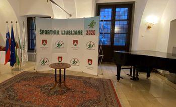 Kdo so športniki Ljubljane v 2020?
