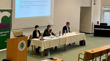 Župan Gregor Macedoni še naprej vodi Razvojni svet regije JV Slovenije