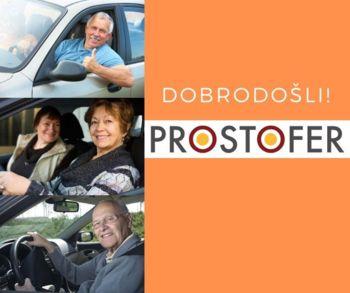 Poziv prostovoljcem v občini za sodelovanje kot prostovoljni šoferji v projektu PROSTOFER