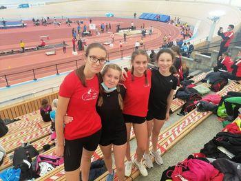 Dvoransko atletsko prvenstvo Slovenije za mlajše mladince in mladinke v atletiki