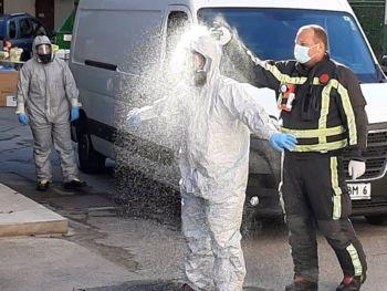 Zagorski gasilci opravili več kot 1300 prostovoljnih delovnih ur