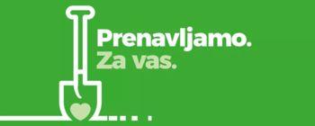 Prenavljamo za vas: ulica Bežigrad