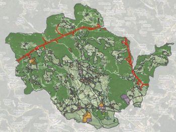 Prve spremembe in dopolnitve Občinskega prostorskega načrta občine Šentrupert (1SD OPN) - SPREJET