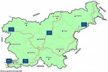 Zbiramo zgodbe: Legende z evropskih pešpoti v Sloveniji