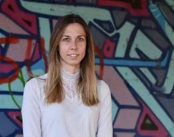 Nagrajena štipendistka MOL Nina Kuclar Stiković