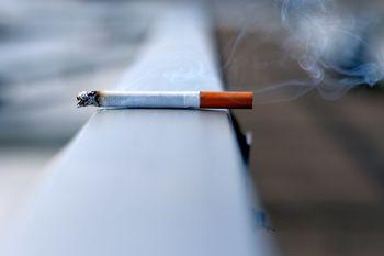 Izpostavljenost tobačnemu dimu v Sloveniji