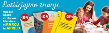 Ugodni nakupi strokovne literature še do konca aprila 2021