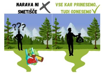 Okoljski dnevi v aprilu in skrb za naravo