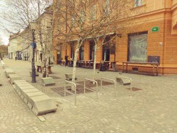 Ljubljana je kolesarjem prijazno mesto