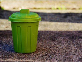 Neprimerno odlaganje odpadkov je nedopustno