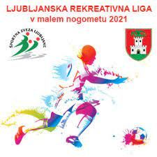 Letna rekreativna liga v malem nogometu 2021
