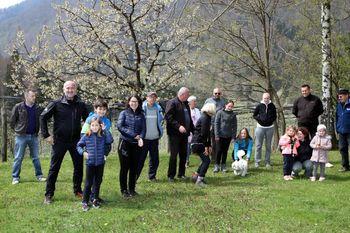 Pomladansko čiščenje okolja v občini Braslovče