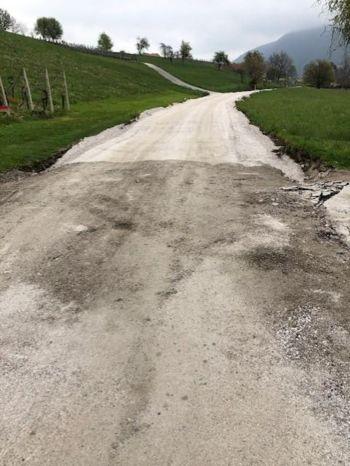 Rekonstrukcija lokalne ceste Slovenske Konjice - Zreče
