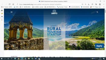 Tekmovanje za najboljše ideje za turistične startupe na podeželju