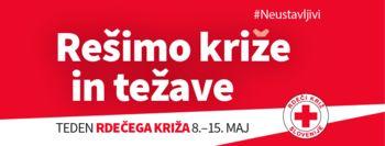 Poslanica predsednice RKS ob tednu Rdečega križa, 8.–15. maj 2021