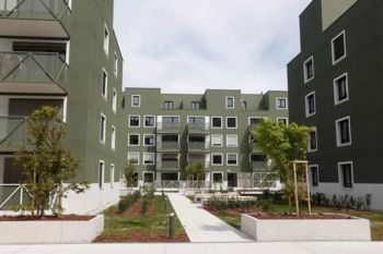 Nova neprofitna stanovanja na Brdu