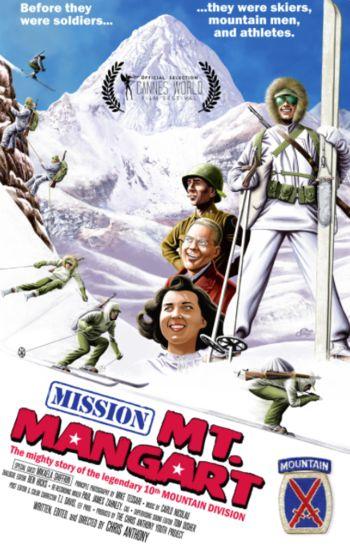 Dokumentarni film MISSION MT. MANGART gre v Cannes