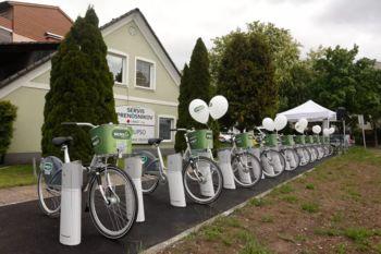 Deset let sistema Bicikelj