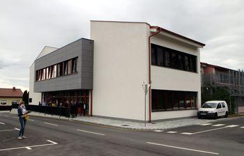 Odprtje novih prostorov Osnovne šole Braslovče