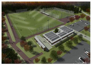 Občina ima gradbeno dovoljenje za športni park
