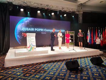 Slovenski ekipi zmagali na 1. mednarodnem tekmovanju POPRI
