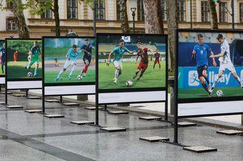 Podprimo mlade nogometaše na tribunah Stožic