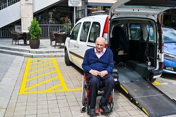 V Novem mestu na voljo pet novih parkirnih mest za invalide